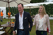LORD WROTTESLEY; LADY WROTTESLEY, Goodwood Festival of Speed Cartier lunch. 27 June 2015