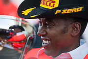 Nov 15-18, 2012: Anthony HAMILTON (GBR) VODAFONE MCLAREN MERCEDES..© Jamey Price/XPB.cc
