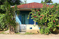 House in San Antonio de Rio Blanco, Mayabeque, Cuba.