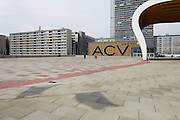 Areal zwischen ACV Austria Center Vienna und ARES Tower Wien