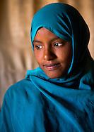 Nubian girl, Bagrawiyah, Sudan