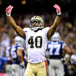 10-04-2015 Dallas Cowboys at New Orleans Saints