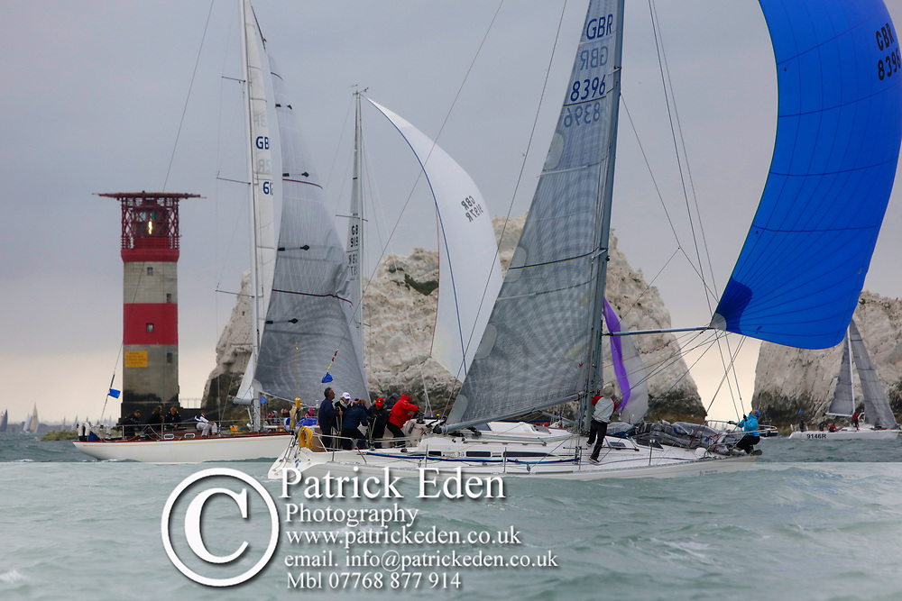 2017, July 1, Round the island Race, Round the Island Race, UK, Isle of Wight, Cowes, SAM, GBR 8396,