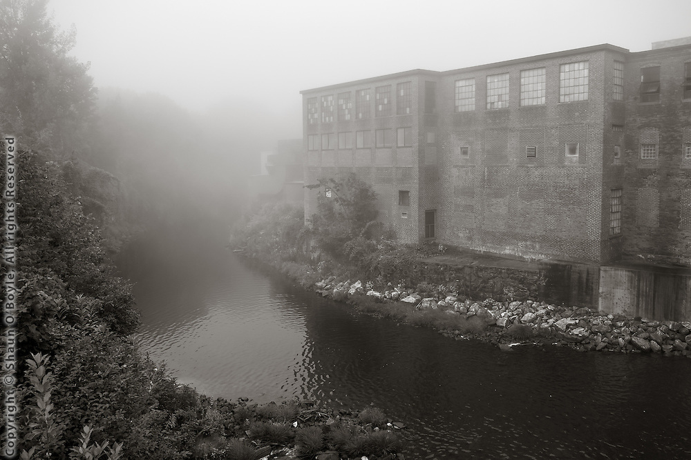 Byron Weston Mill, Dalton, MA