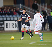 Dundee&rsquo;s Jesse Curran - Dundee v Ross County in the Ladbrokes Scottish Premiership at Dens Park, Dundee. Photo: David Young<br /> <br />  - &copy; David Young - www.davidyoungphoto.co.uk - email: davidyoungphoto@gmail.com