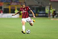c - Milano - 27.08.2017 - Milan-Cagliari - Serie A 2a giornata   - nella foto:  Ricardo Rodriguez