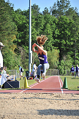 Heptathlon - Long Jump