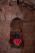 Pirenopolis_GO, Brasil..Interior da Igreja de Nossa Senhora do Rosario em Pirenopolis, Goias...Image of Interior of Nossa Senhora do Rosario Church in Pirenopolis, Goias...Foto: JOAO MARCOS ROSA / NITRO.