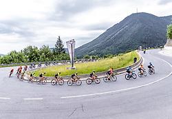 09.07.2019, Frohnleiten, AUT, Ö-Tour, Österreich Radrundfahrt, 3. Etappe, von Kirchschlag nach Frohnleiten (176,2 km), im Bild Auffahrt Semmering // Auffahrt Semmering during 3rd stage from Kirchschlag to Frohnleiten (176,2 km) of the 2019 Tour of Austria. Frohnleiten, Austria on 2019/07/09. EXPA Pictures © 2019, PhotoCredit: EXPA/ Johann Groder