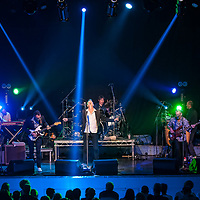 Hipsway in concert at The Grand Hall, Kilmarnock, Glasgow, Scotland 07/08/2017