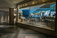 The Sea Grill restaurant in the concourse at Rockefeller Center