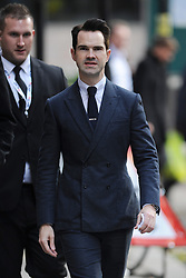 Comedian Jimmy Carr attending the ICAP 20th annual global Charity Day in the City of London, UK. 05/12/2012<br /> BYLINE MUST READ : GOTCHAIMAGES.COM<br /><br />Copyright by © Gotcha Images Ltd. All rights reserved.<br />Usage of this image is conditional upon the acceptance <br />of Gotcha Images Ltd, terms and conditions available at<br />www.gotchaimages.com
