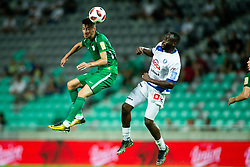 Mario Jurčevič of Olimpija during football match between NK Olimpija Ljubljana and NK Celje in 3rd Round of Prva liga Telekom Slovenije 2018/19, on Avgust 05, 2018 in SRC Stozice, Ljubljana, Slovenia. Photo by Vid Ponikvar / Sportida