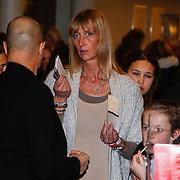 NLD/Utrecht/20130122 - Premiere Adele, oa. John Jones, ex partner Marleen Rasenberg, Amber en Jesse