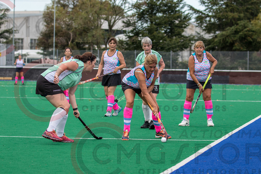 GOLDEN OLDIES FESTIVAL OF SPORT HOCKEY<br /> KIWI BIRDS<br /> 20180416<br /> SARA COX<br /> Photo SARA COX CMG SPORT ACTION IMAGES<br /> &copy;cmgsport2018