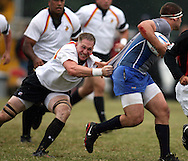 Match 12, Armed Forces Rugby Championship, 27 Oct 06, Championship Game, USAF (35) vs. USA (3)