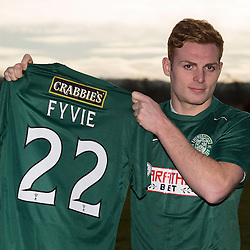 Fraser Fyvie | Hibs Signing | 1 June 2105