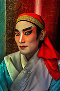 Chinese opera performer, Bangkok.