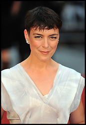 Olivia Williams arrives for the - UK film premiere of Anna Karenina, London, Tuesday September 4, 2012 Photo Andrew Parsons/i-Images..All Rights Reserved ©Andrew Parsons/i-Images