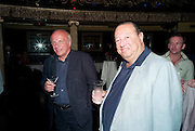 GREG DYKE; LAURENCE ISAACSON, LA BæTE PRESS NIGHT, COMEDY THEATRE, PANTON STREET, SW1 After party at CafŽ de Paris, 3-4 Coventry Street, 7 July 2010. .-DO NOT ARCHIVE-© Copyright Photograph by Dafydd Jones. 248 Clapham Rd. London SW9 0PZ. Tel 0207 820 0771. www.dafjones.com.<br /> GREG DYKE; LAURENCE ISAACSON, LA BÊTE PRESS NIGHT, COMEDY THEATRE, PANTON STREET, SW1 After party at Café de Paris, 3-4 Coventry Street, 7 July 2010. .-DO NOT ARCHIVE-© Copyright Photograph by Dafydd Jones. 248 Clapham Rd. London SW9 0PZ. Tel 0207 820 0771. www.dafjones.com.