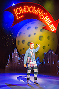 Christmas gold returns to Theatre Royal Stratford East this season, with a glittering, laugh-out-loud new production of Dick Whittington. Picture shows Ashley Gerlach (Dick Whittington).