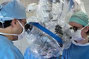 Nederland, Heerlen, 2-7-2010Operatie in het Atrium ziekenhuis Heerlen.   Foto: Flip Franssen