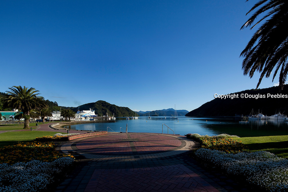 Picton, Marlborough, South Island, New Zealand