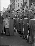 The Patrician Year, marking the fifteenth centenary of the death of Saint Patrick, opened in March in Armagh. .16.03.1961