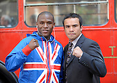 Mayweather v Marquez in London