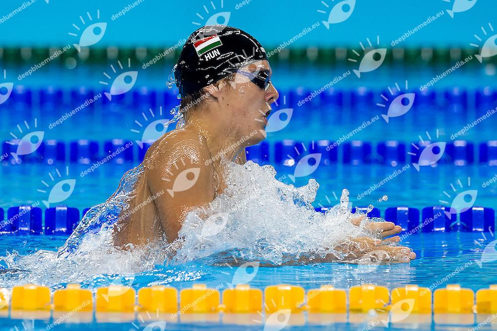 KUTASI Mate HUN<br /> 400 Medley Men Heats Swimming<br /> 1st European Olympic Games <br /> Baku Azerbaijan 12-28/06/2015<br /> Photo Andrea Masini/Deepbluemedia/Insidefoto