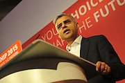 Labour Party Leadership Conference<br /> QE11 Centre, Westminster, London.Westminster<br /> Conference called to announce the results of the elections for position of Labour Party leader and deputy leader.<br /> <br /> Sadiq Khan, newly selected Labour party candidate for mayor of London.