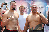 Joseph Parker v Alex Leapai Weigh-In and Press