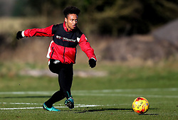 Bobby Reid of Bristol City takes part in training - Mandatory by-line: Robbie Stephenson/JMP - 19/01/2017 - FOOTBALL - Bristol City Training Ground - Bristol, England - Bristol City Training