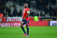 Deception Rio MAVUBA  - 24.01.2015 - Lille / Monaco - 22eme journee de Ligue1<br />Photo : Dave Winter / Icon Sport