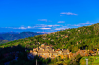 Chamonix Condominiums, Snowmass Village (Aspen), Colorado USA.