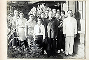 early 1940s group image before going to war Japan