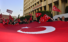 Turkey Terror Victims Funerals 12 Dec 2016