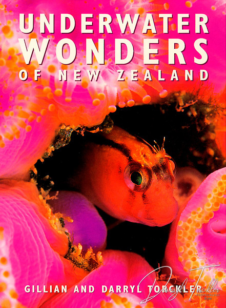 Highlighting some of the absolutely stunning coastal and underwater environments that New Zealand has to offer...The large format of the book couple with exquisite design has resulted in a breathtaking array of these full colour photographs. It takes you on a photographic journey through some of New Zealand's top diving locations, from North to South and including Three Kings Islands, White Island and Fiordland. The sites are grouped by geographical type-coastal, inshore islands, off-shore islands, as well as two chapters specifically dedicated to two underwater areas -- The Poor Knights Islands and Fiordland that are not only the star's of New Zealand's underwater environment but are regarded by many as world-class diving destinations...A perfect gift for anyone who loves the sea, divers, snorkelers, sailors, or anyone who appreciates fantastic natural history photography.  Hardback with dustjacket, 112 pages.ISBN Number: 9781877246166
