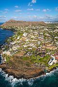 Black Point, Kahala, Honolulu, Oahu, Hawaii