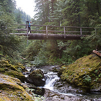 Opal Creek Wilderness. <br />