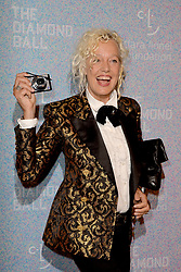 September 13, 2018 - New York, NY, USA - September 13, 2018  New York City..Ellen Von Unwerth attending the 4th Annual Clara Lionel Foundation Diamond Ball on September 13, 2018 in New York City. (Credit Image: © Kristin Callahan/Ace Pictures via ZUMA Press)