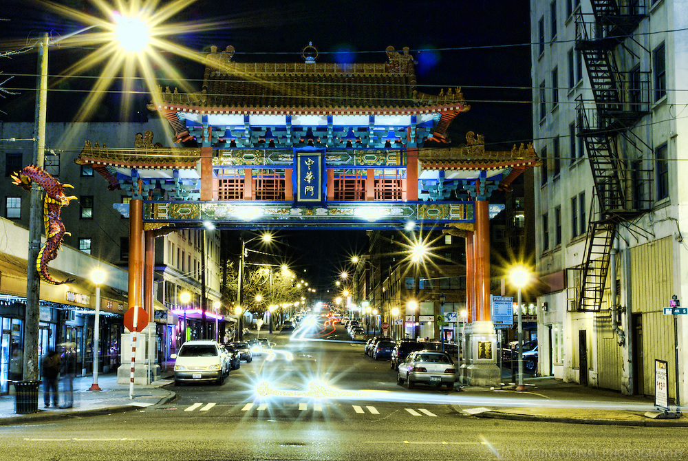 Chinatown & International District, Seattle