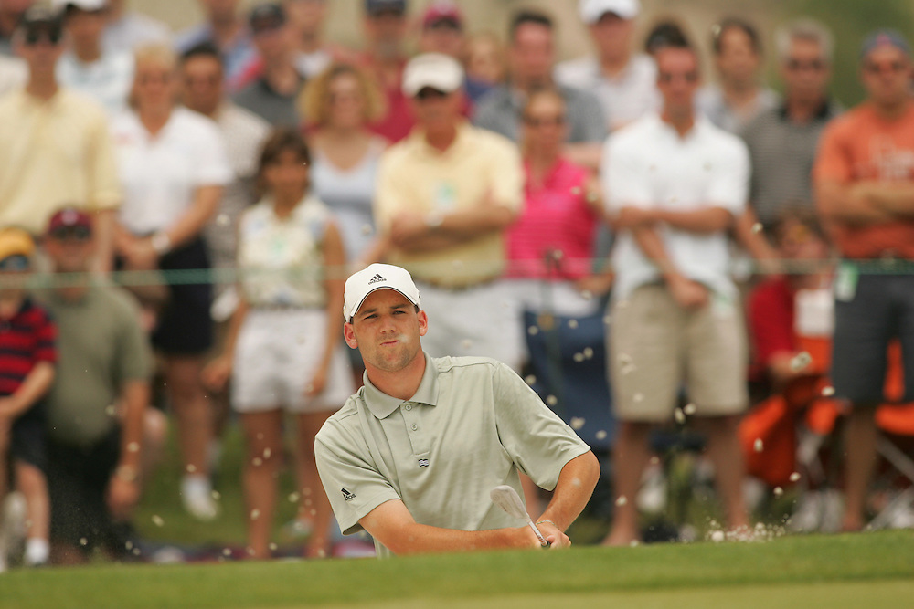 Sergio Garcia..2004 EDS Byron Nelson Championship.TPC at Las Colinas.Irving, TX.Final Round.Sunday, May 16, 2004..photograph by Darren Carroll..