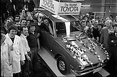 1977 - 10,000 Car At Toyota Irl., Ltd.    (L18)