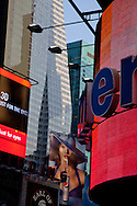 New york , Times square,  42nd street ,area.- United states