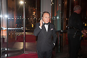 AIDEN BARCLAY, Hollywood Costume gala dinner, V and A. London. 16 October 2012