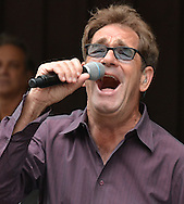 Huey Lewis performs at Indian Ranch. Chris Christo photo