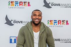 October 11, 2016 - Nashville, Tennessee, USA - Trinity Dawson at the 47th Annual GMA Dove Awards  in Nashville, TN at Allen Arena on the campus of Lipscomb University.  The GMA Dove Awards is an awards show produced by the Gospel Music Association. (Credit Image: © Jason Walle via ZUMA Wire)