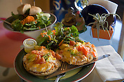 Tuna Melt, Simply Natural, Honokaa, Hamakua Coast, Island of Hawaii