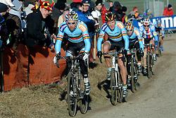 29-01-2006 WIELRENNEN: UCI CYCLO CROSS WERELD KAMPIOENSCHAPPEN ELITE: ZEDDAM <br /> De wereldkampioen Erwin Vervecken (BEL)<br /> ©2006-WWW.FOTOHOOGENDOORN.NL